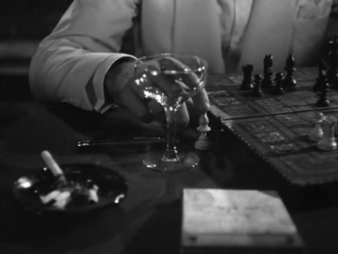 Rick is Introduced in Casablanca (1942)
