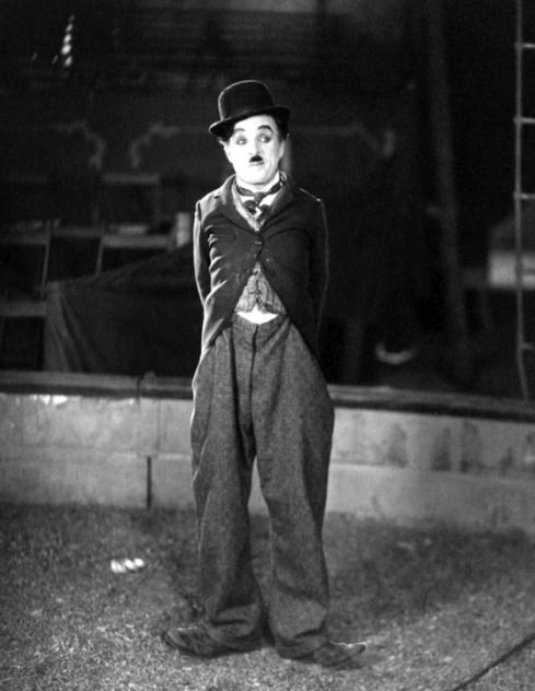 Chaplin in The Circus (1928)