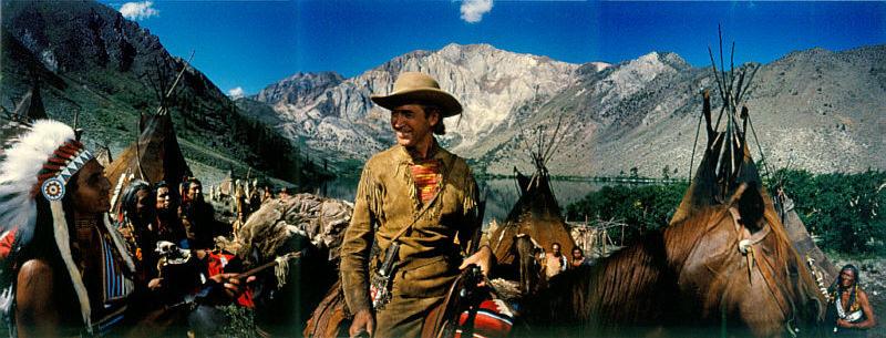 Henry fonda how the west was won james stewart john ford john wayne