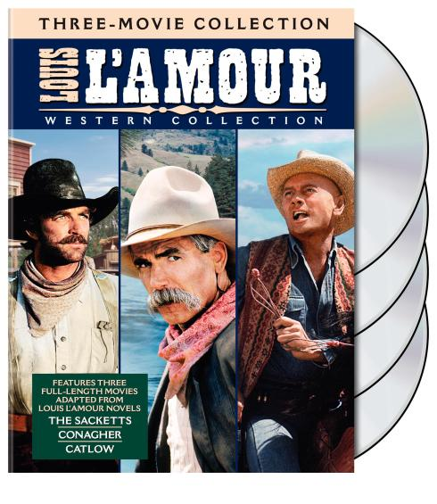 The Louis L'Amour Western Collection