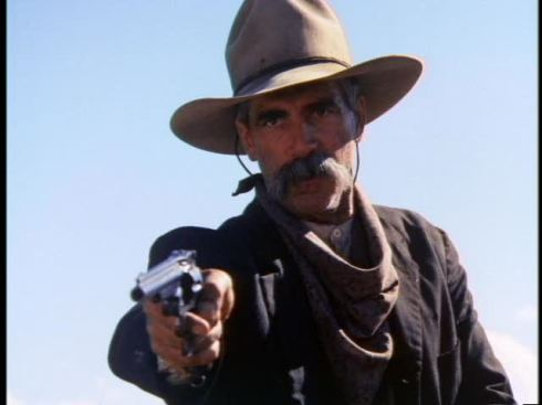 Conagher Sam Elliot With Gun
