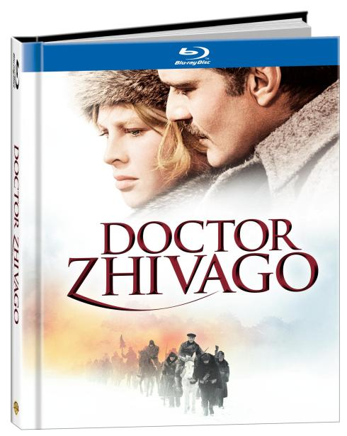 Doctor Zhivago Blu Ray