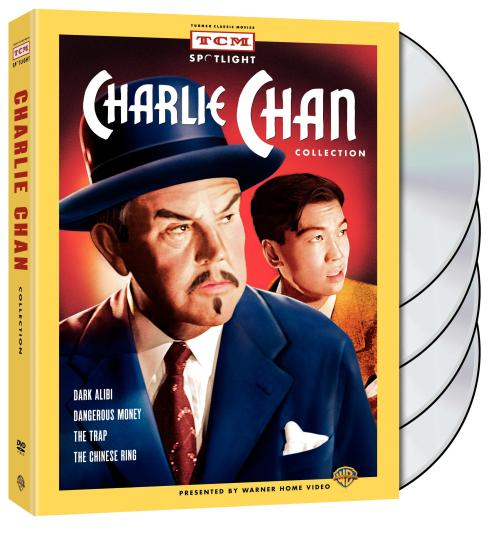 TCM Spotlight: The Charlie Chan Collection Sidney Toler