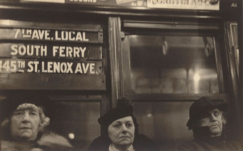 Walker Evans Many Are Called