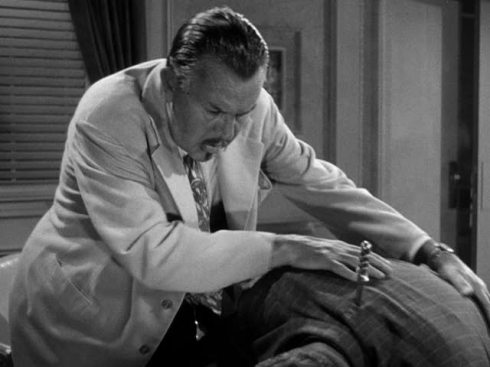 Sidney Toler as Charlie Chan in Dangerous Money